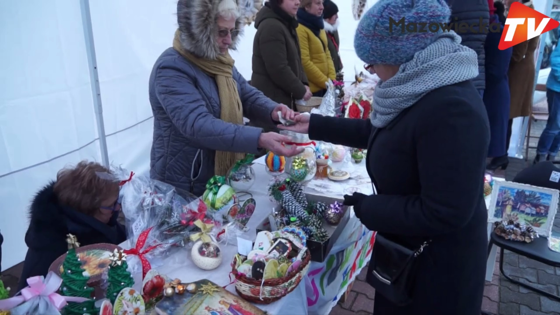 Świąteczny Kiermasz Rękodzieła w Jasieńcu
