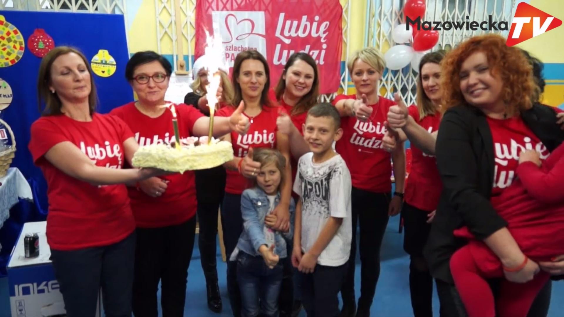 Wielki Finał Szlachetnej Paczki 2017 w Belsku Dużym