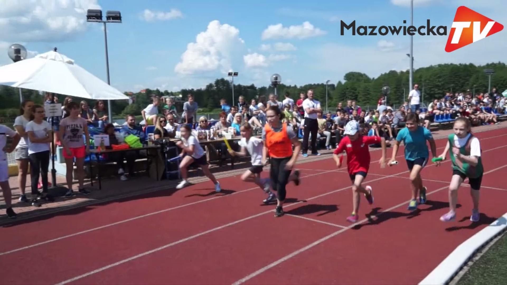 Olimpiada Sportowa dla szkół podstawowych z terenu Gminy Mogielnica