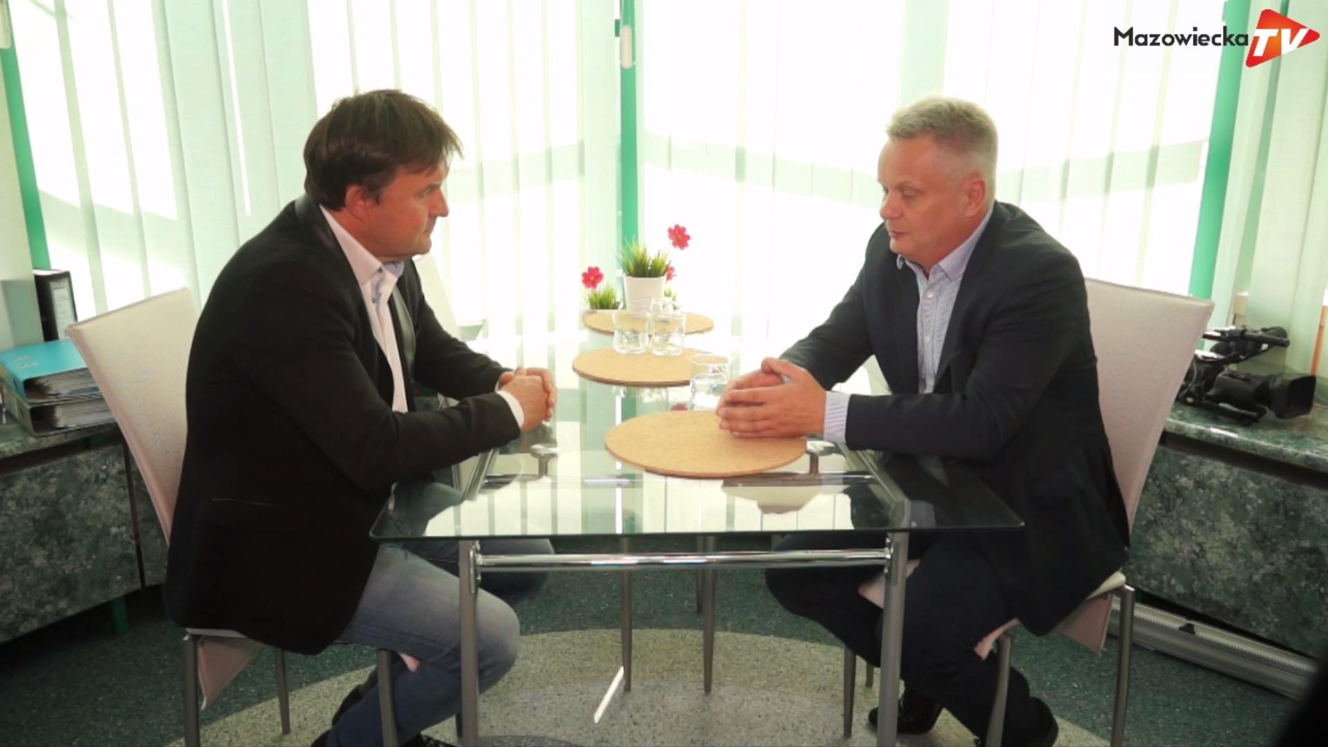 Obecna sytuacja w rolnictwie i nie tylko - rozmowa z posłem Mirosławem Maliszewskim