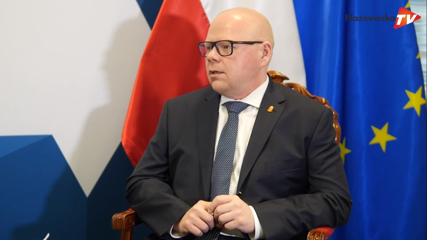 Rozmowa z Dyrektorem Sławomirem Jagiełą - Recepta na ratowanie i rozwój systemu ochrony zdrowia w powiecie grójeckim