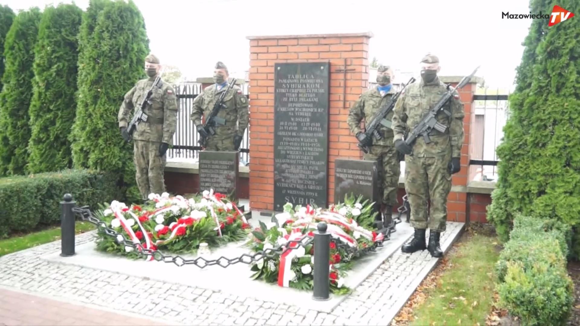 Grójeckie obchody 81. rocznicy napaści Rosji sowieckiej na Polskę