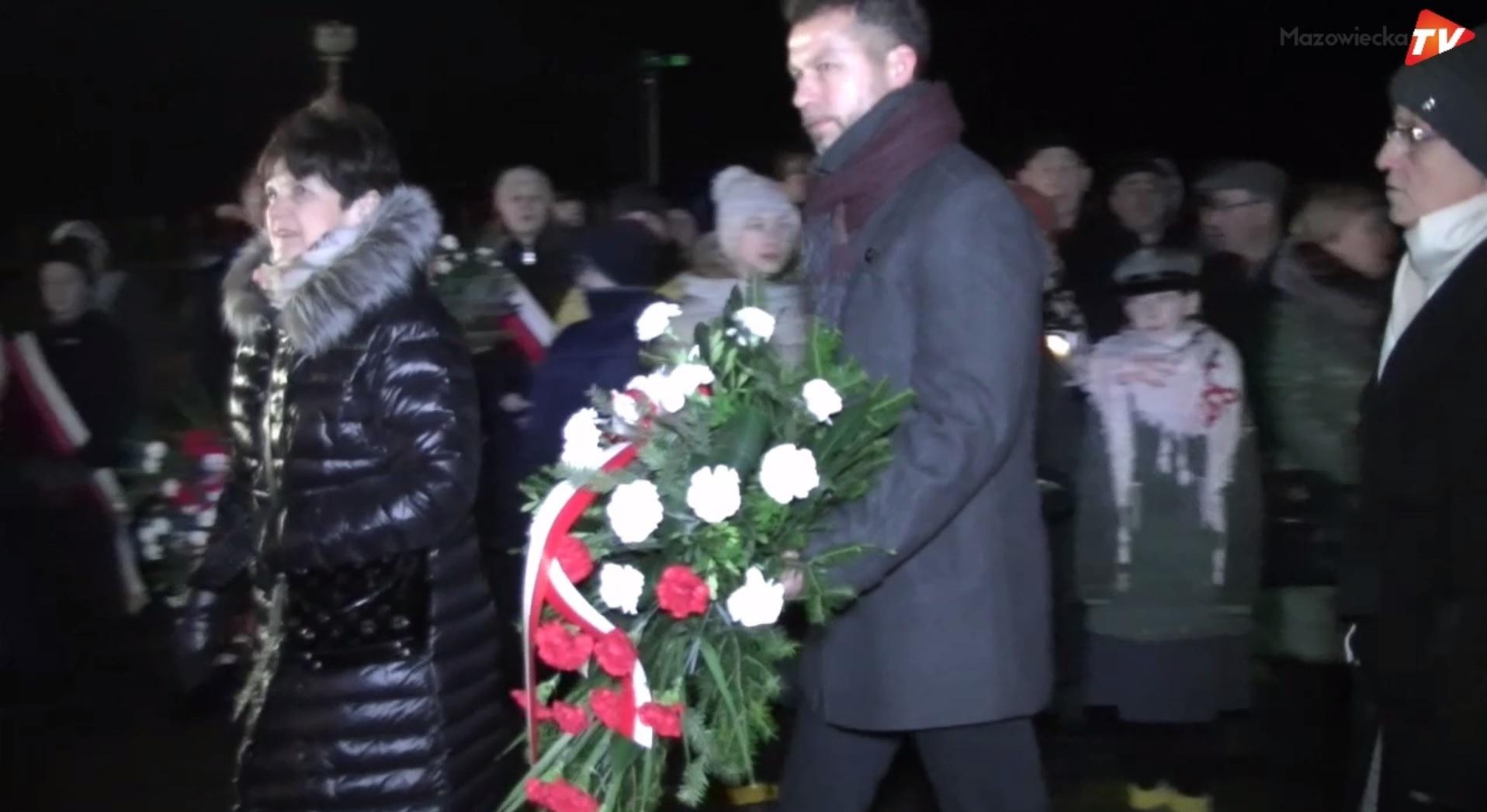 Mieszkańcy Warki uczcili pamięć powstańców styczniowych