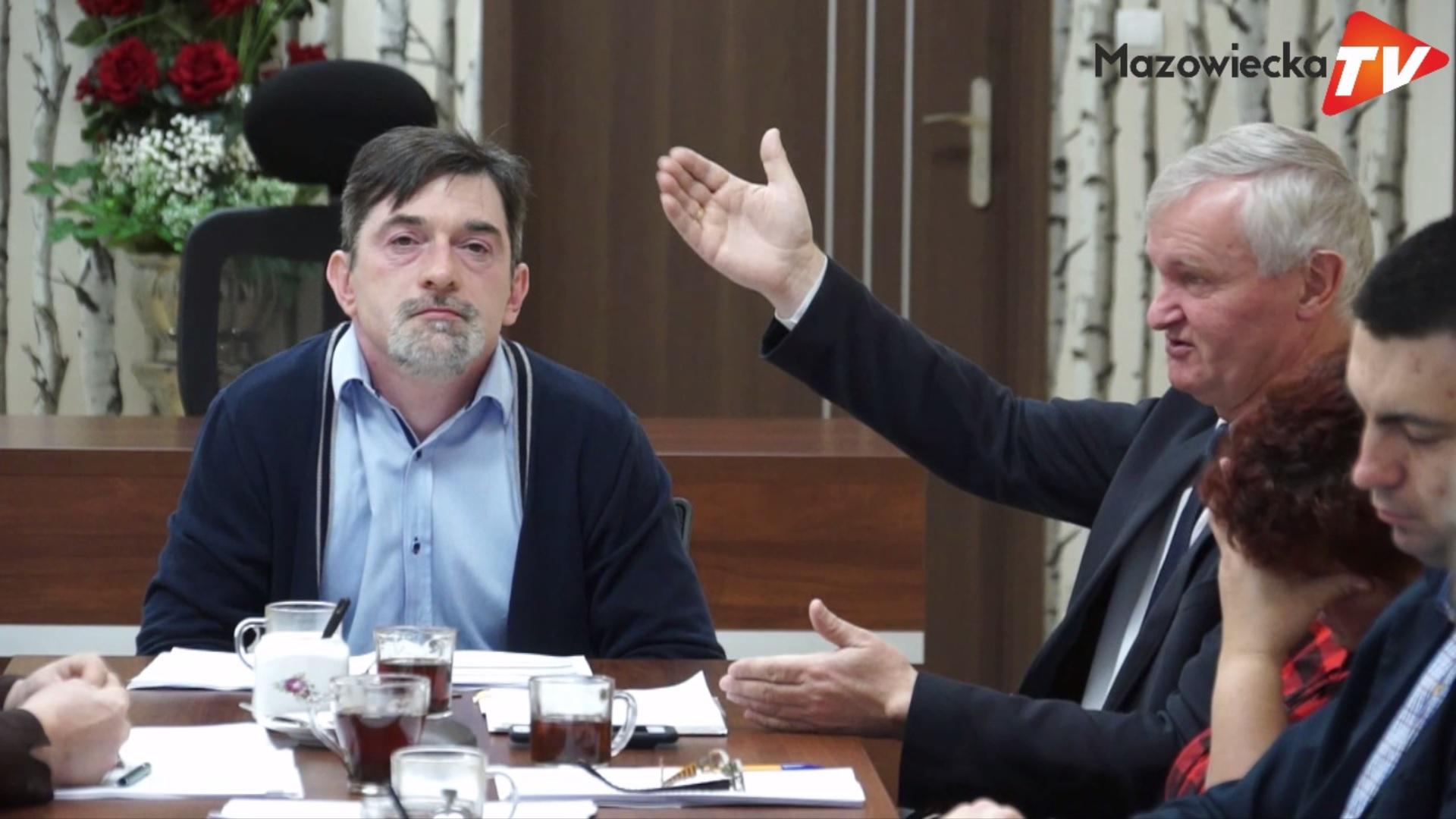 Posiedzenie Komisji Oświaty i Spraw Społecznych Rady Miejskiej w Mogielnicy - 16 stycznia 2019 r.