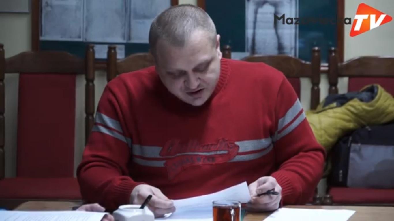 Spotkanie Komisji Budżetowej Rady Miejskiej w Mogielnicy - Zaopiniowanie budżetu na 2018 rok