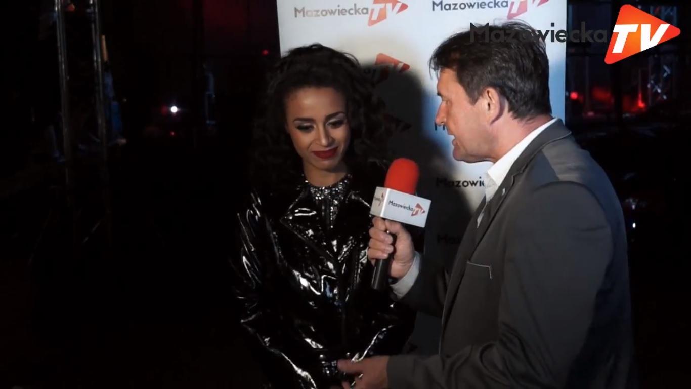 Wywiad z Aleksandrą Szwed po koncercie w Grójcu