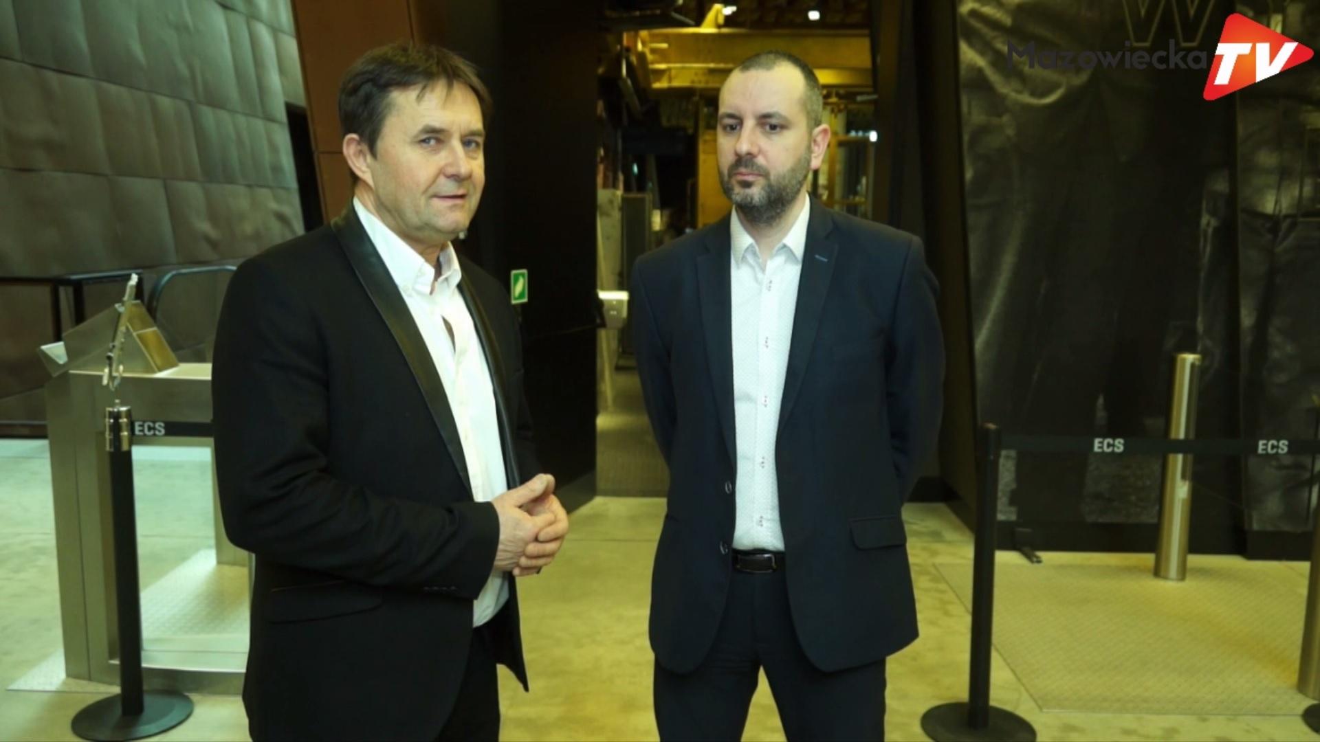 Zwiedzanie Europejskiego Centrum Solidarności w Gdańsku z dr. Przemysławem Ruchlewskim