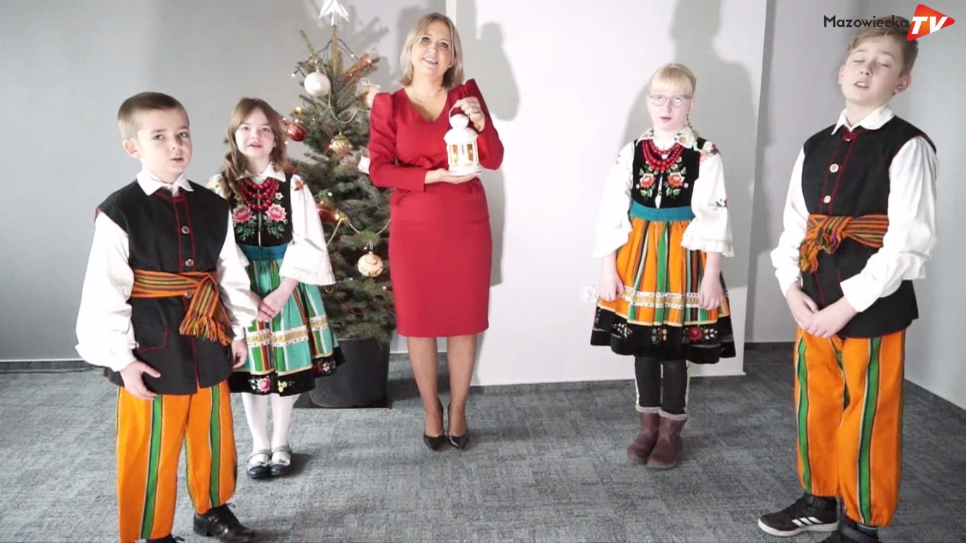Przyjaciele Mazowieckiej TV składają naszym Widzom najlepsze świąteczne życzenia